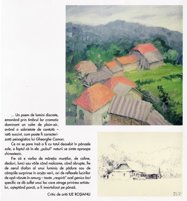 Gheorghe COMAN - Catalog expozitie 2009 pag.4