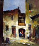 DRAGAN CORNELIU - TARGOVISTE - Curte in mahala