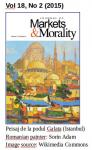 "Sorin ADAM pe coperta revistei ""Journal of Markets & Morality"" vol. 18, No 2 (2015)"